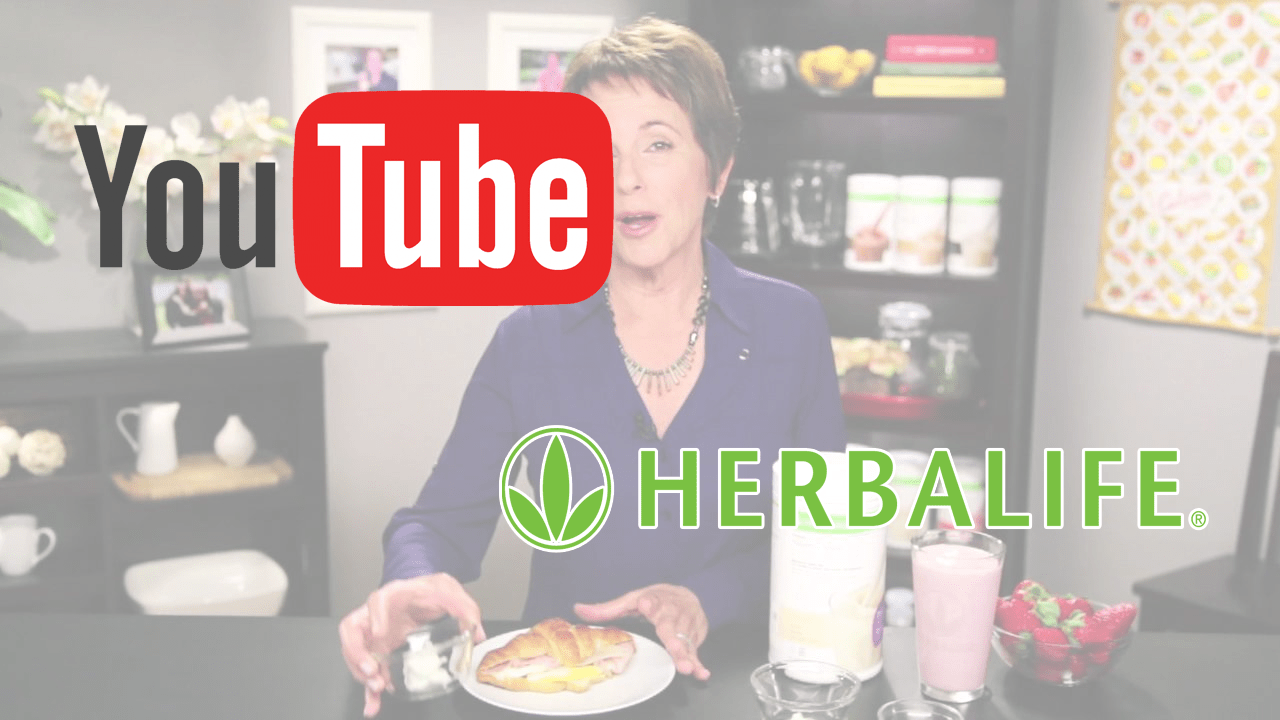 Como Vende herbalife a través de Youtube