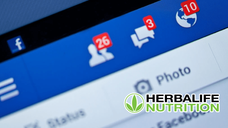 Como vender Herbalife por internet a través de Facebook