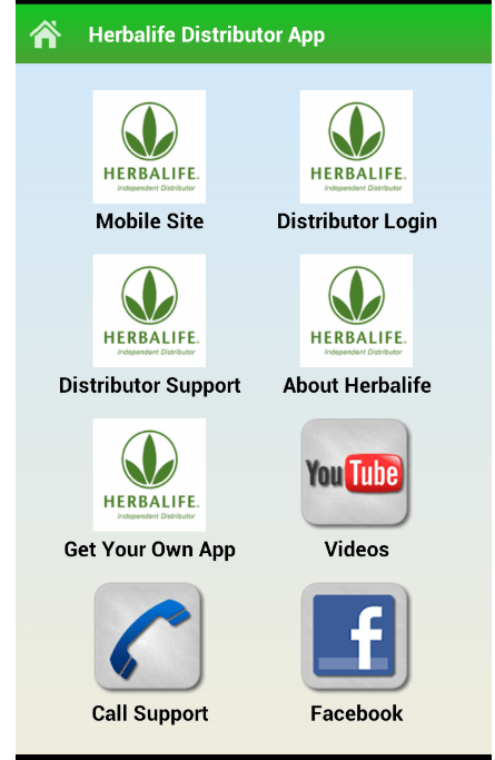 Herbalife POS for Android